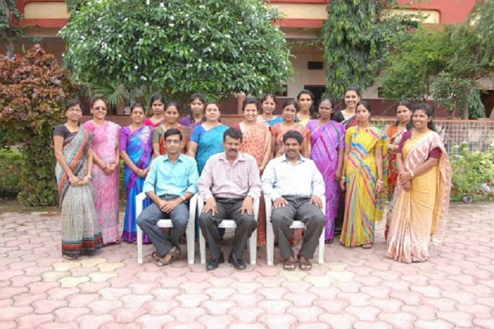 Jolly Memorial Mission School-Staff