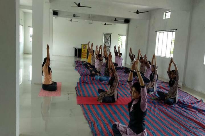 Jolly Memorial Mission School-Yoga
