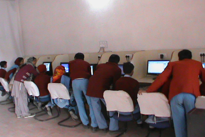 Angle high school-Computer lab