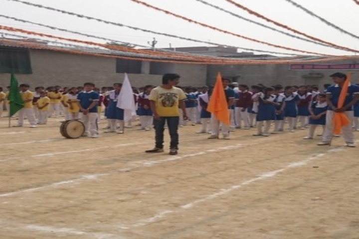 Angle high school-Sports day