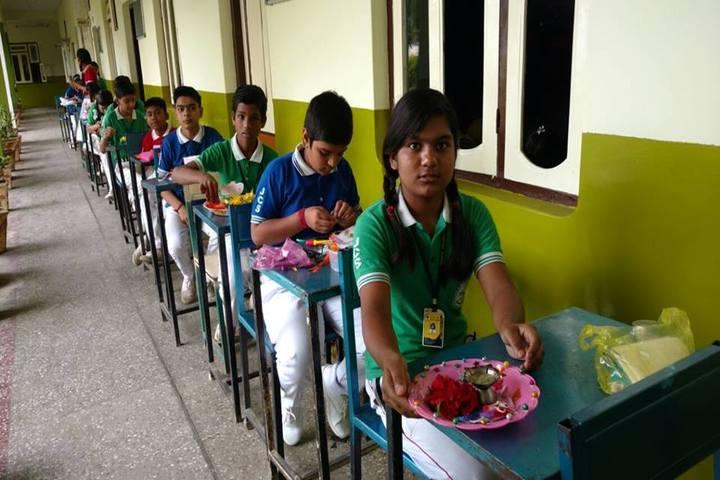 Joy & Champion Public School-Activity