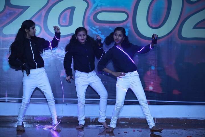 Joy & Champion Public School-Dancing Activity