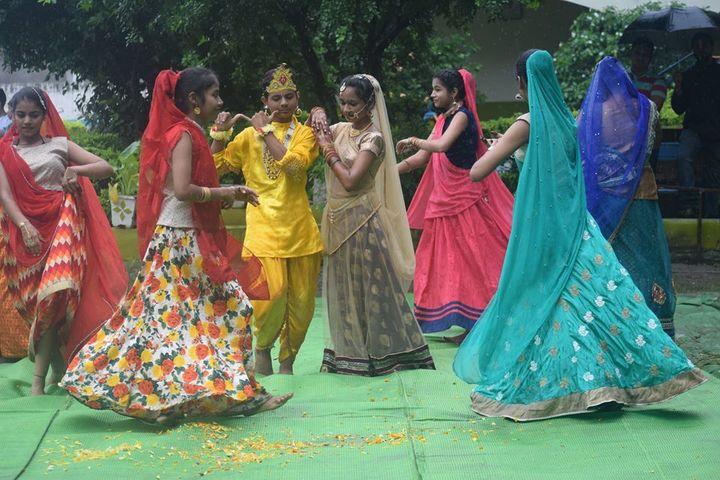 Joy & Champion Public School-Krishnastami Celebrations