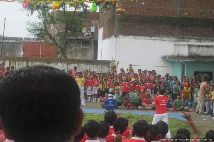 Joy & Champion Public School-Sports