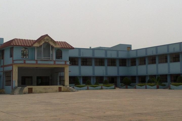 Jyoti Senior Secondary School-Campus View