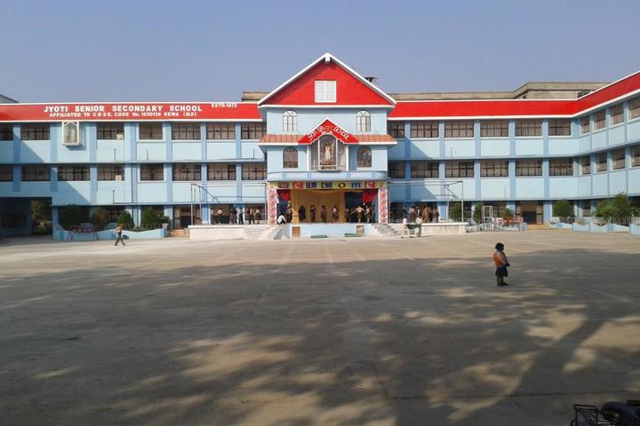 Jyoti Senior Secondary School-Campus