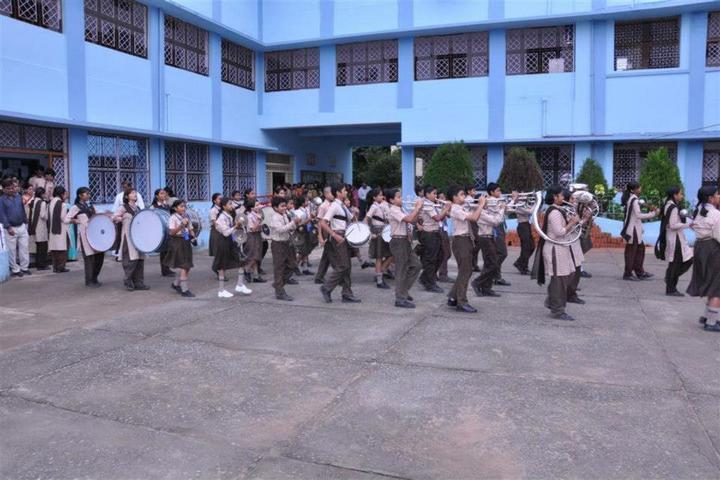 Jyoti Senior Secondary School-Drill