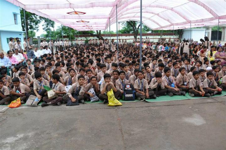 Jyoti Senior Secondary School-Teachers Day