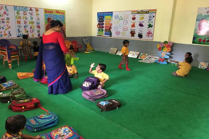 Jyotsana Public School-Art Room