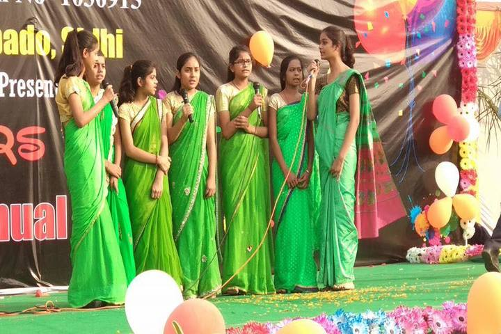 Jyotsana Public School-Green Day