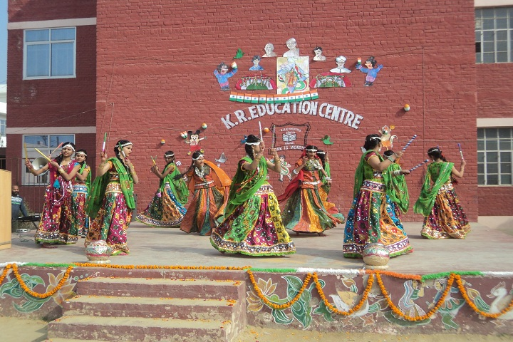K R Education Centre-Dance