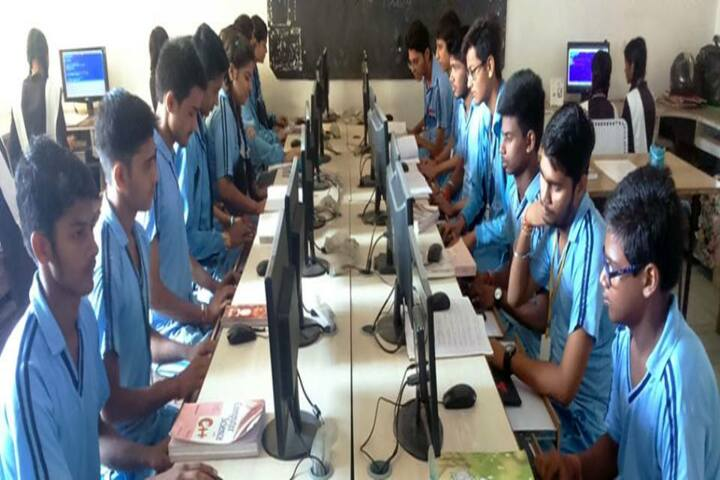 K R Education Centre-Computer Lab