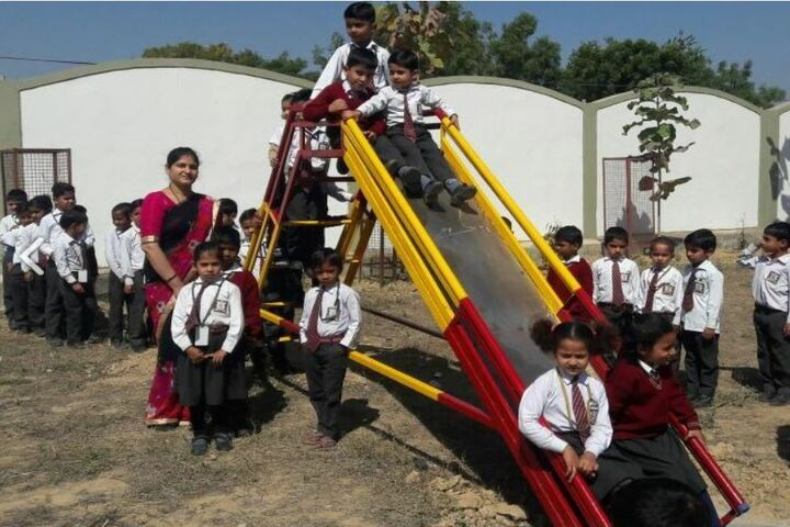 K R Education Centre-Primary Play Ground