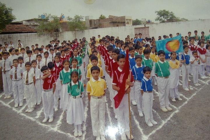 Kadambini Childrens Academy-Assembly