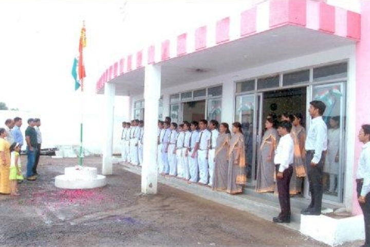 Kadambini Childrens Academy-Flag Hosting