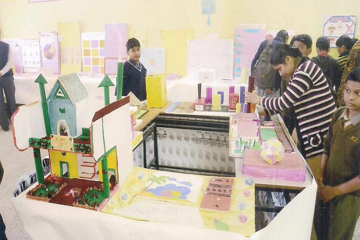Kadambini Childrens Academy-Science Exhibition