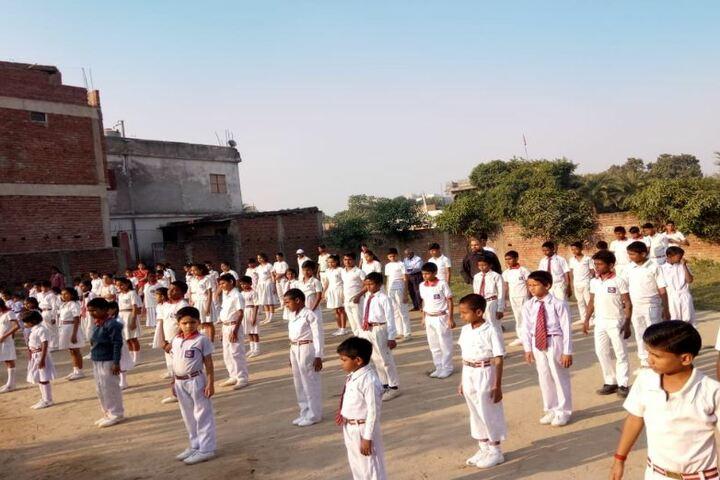 Ankur Public School-Assembly