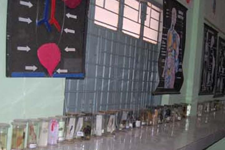 Kalyanika Kendra Shiksha Niketan-Biology Lab