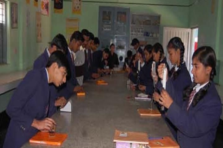 Kalyanika Kendra Shiksha Niketan-Chemistry Lab