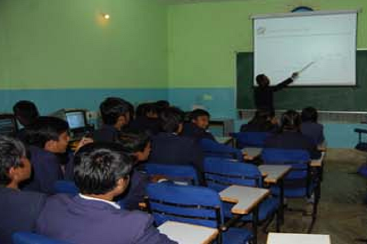 Kalyanika Kendra Shiksha Niketan-Class Room