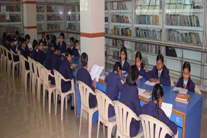Kalyanika Kendra Shiksha Niketan-Library