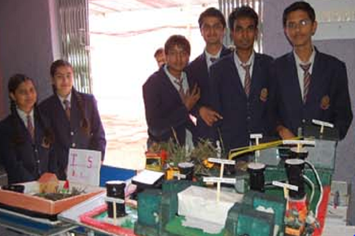 Kalyanika Kendra Shiksha Niketan-Science Exhibitions