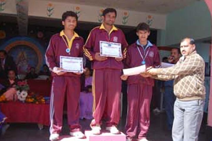Kalyanika Kendra Shiksha Niketan-Sports Winner