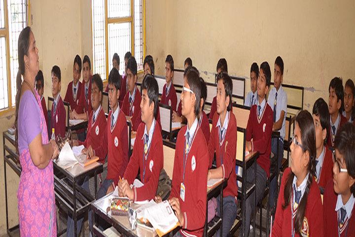Kanwartara Public Higher Secondary School-Class Room