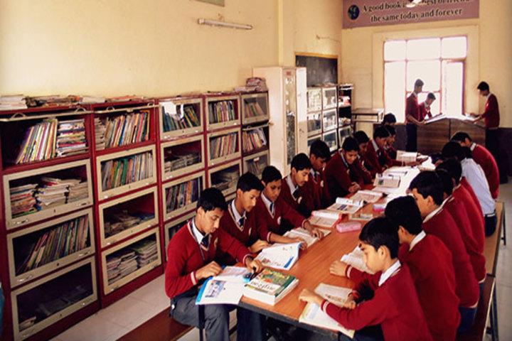 Kanwartara Public Higher Secondary School-Library