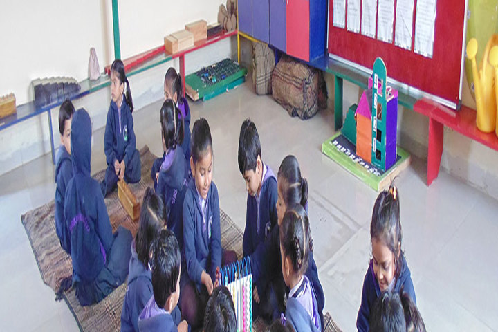 Kanwartara Public Higher Secondary School-Primary Classroom