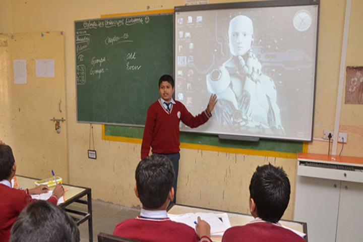 Kanwartara Public Higher Secondary School-Smart Class Room