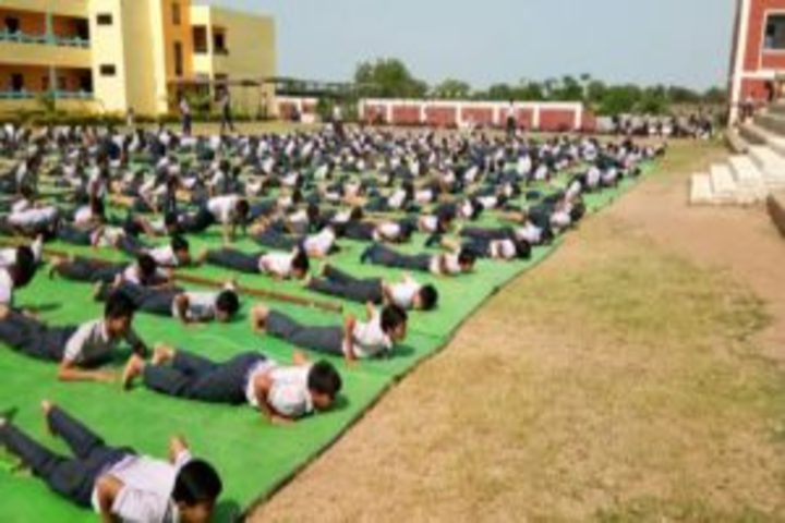 Kanwartara Public Higher Secondary School-Yoga