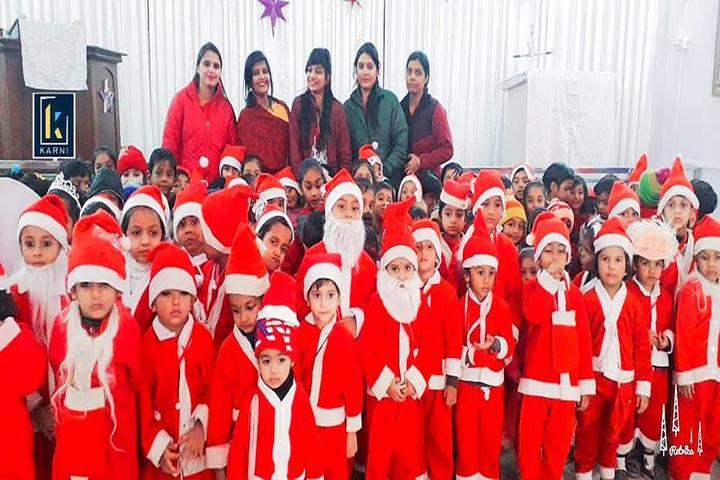 Karni International School-Christmas Celebrations