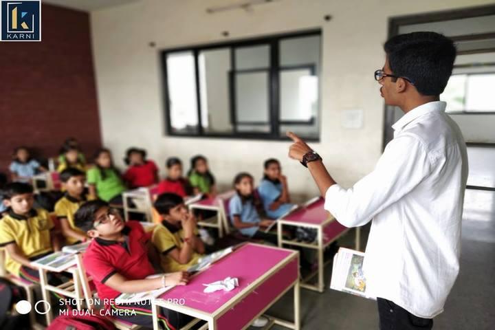 Karni International School-Classrooms