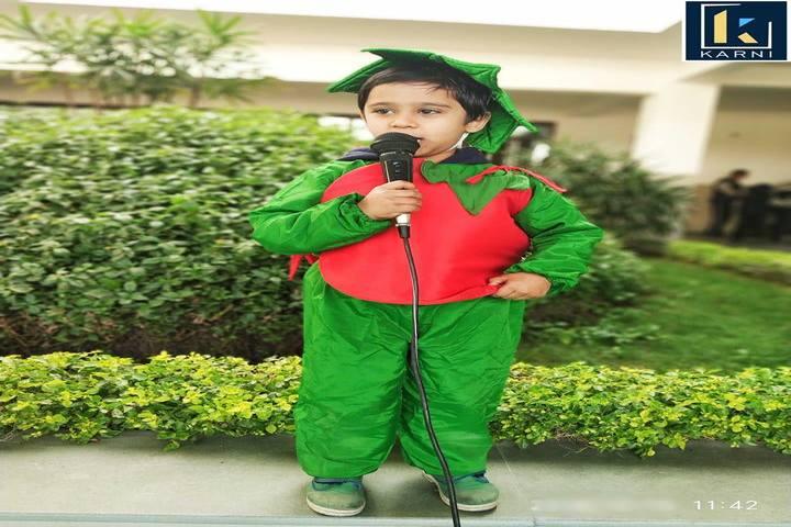 Karni International School-Fancy Dress