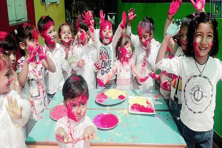 Karni International School-Festive Celebrations
