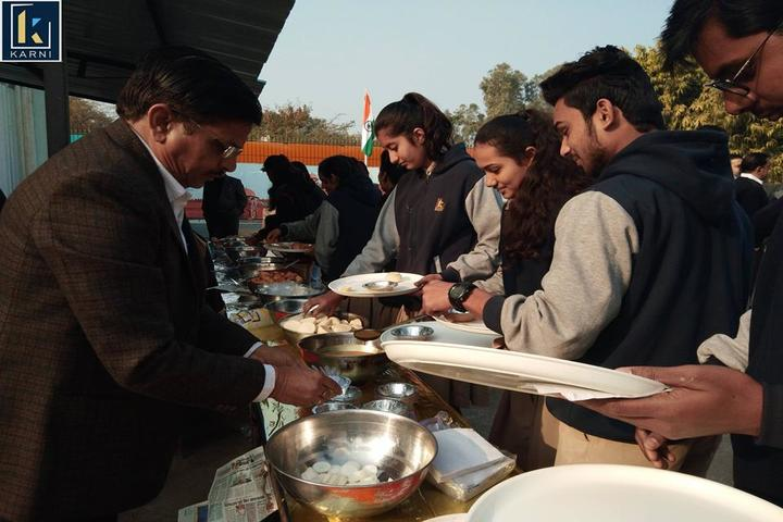 Karni International School-Food Fare