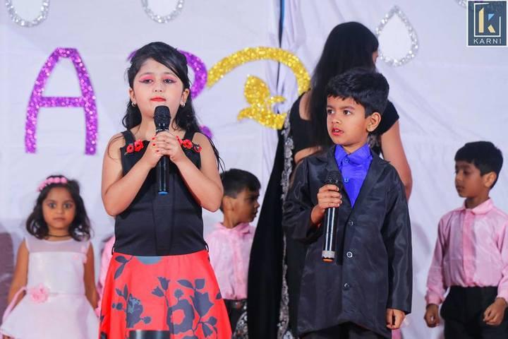 Karni International School-Story Telling