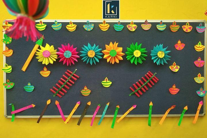 Karni International School-Wall Art