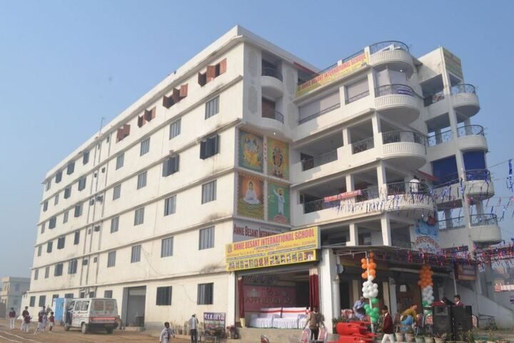 Annie Besant International School-School building