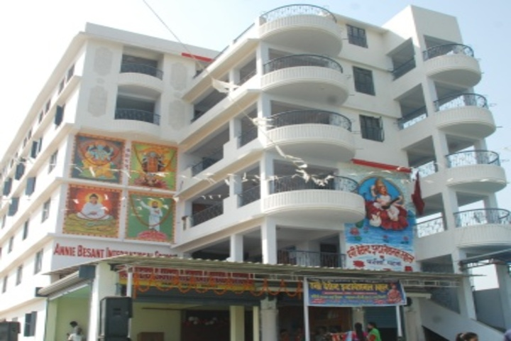 Annie Besant International School-School