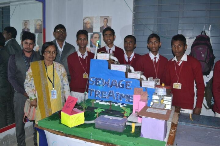 Annie Besant International School-Exhibition