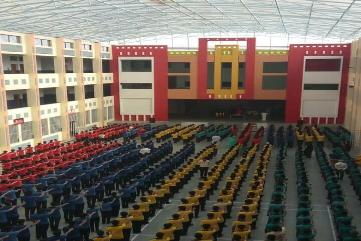 Kautilya Education Academy-Assembly