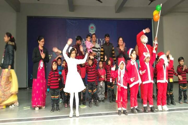 Kautilya Education Academy-Christmas Celebrations