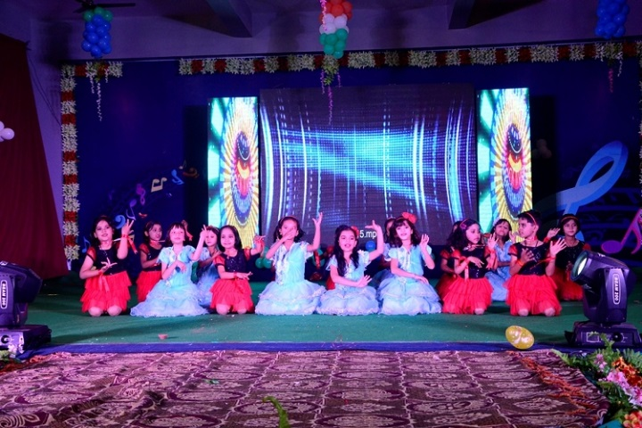 Kautilya Education Academy-Dances