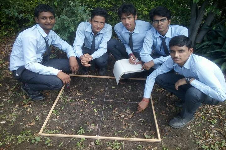 Kautilya Education Academy-Plantation