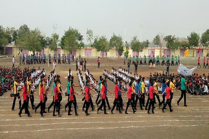Kautilya Education Academy-Sports Day