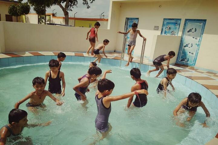 Kautilya Education Academy-Swimming Pool