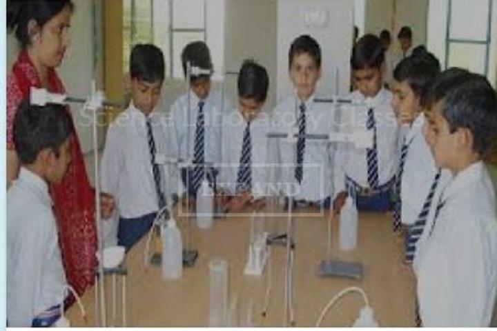 Kautilya Educational Academy-chemistry lab