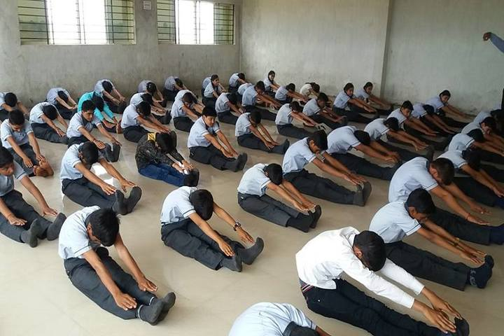 Kautilya Educational Academy-yoga